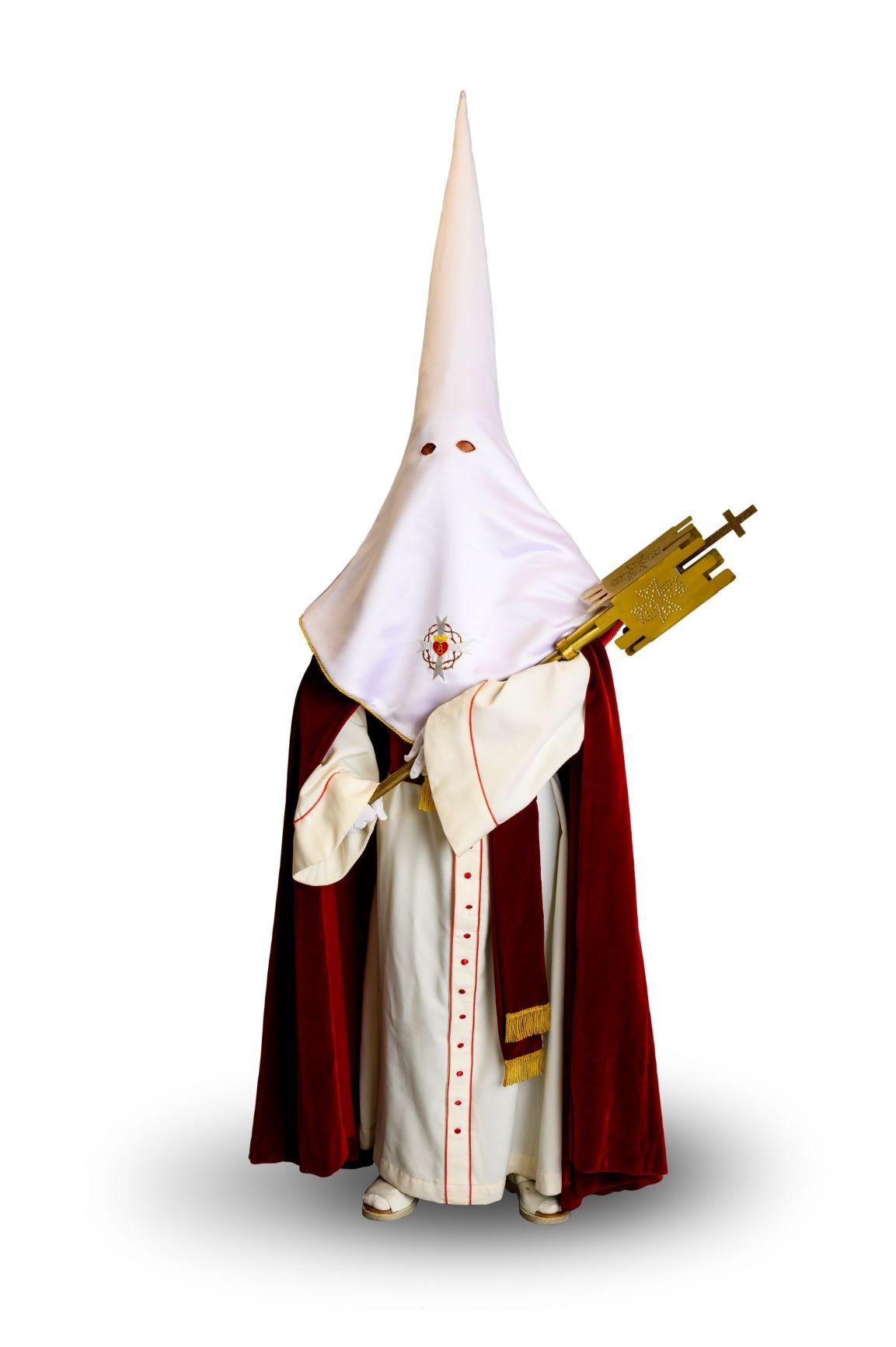 Cristo del silencio- vestimenta hombres