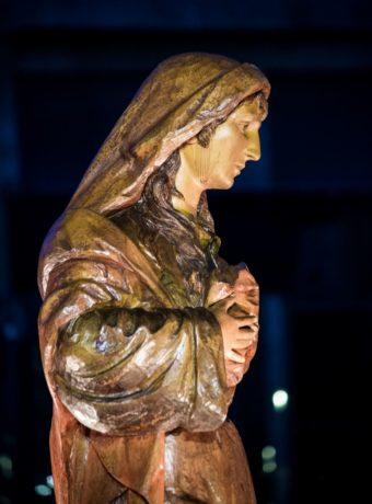 Virgen Cristo del Silencio