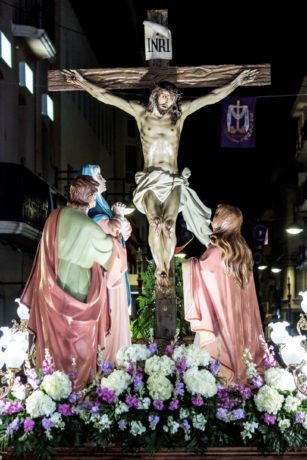 Cristo de las angustias