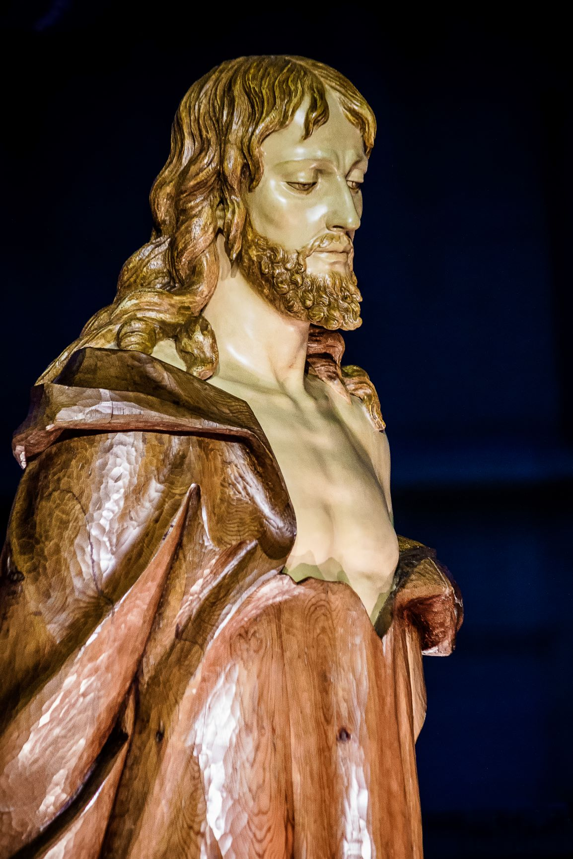 Cristo del silencio