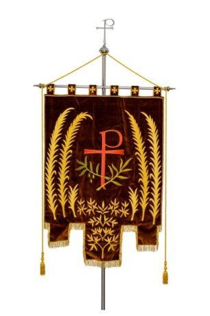 Estandarte Entrada Jesús en Jerusalén