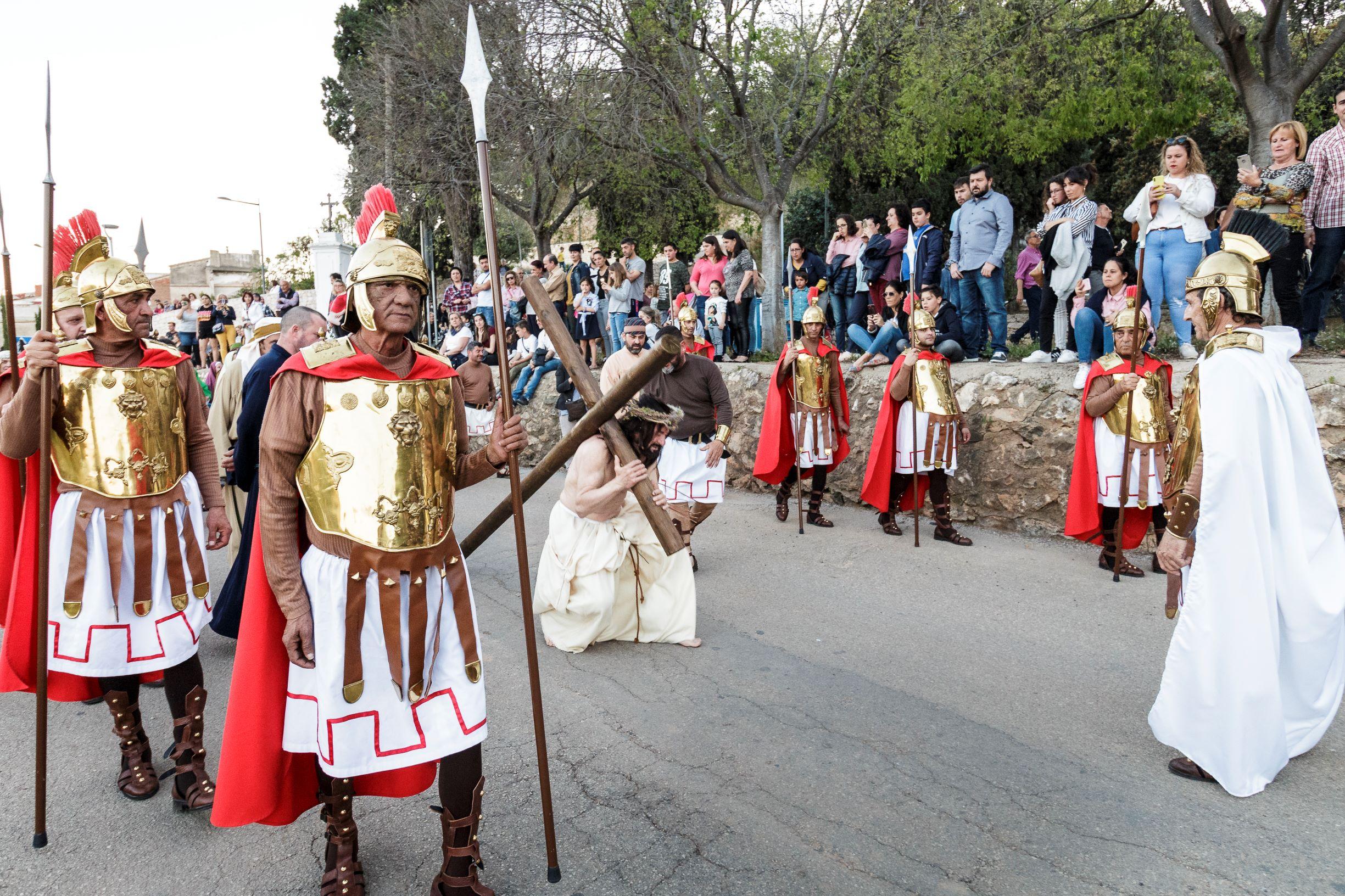 Santa Cena- viacrucis